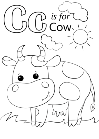 Image result for c is for cow